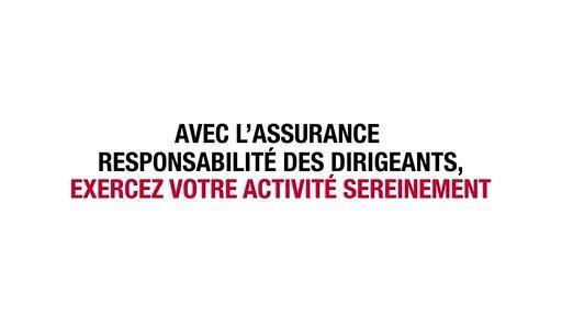 Assurance Responsabilité des Dirigeants